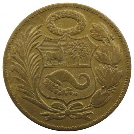 Peru ½ sola, 1944