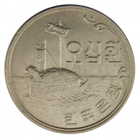 Korea Południowa 50 hwan, 1959 (4292)