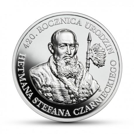 10 zł 420. rocznica urodzin Hetmana Stefana Czarnieckiego