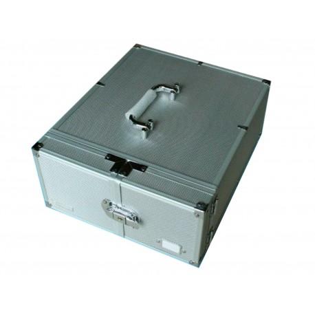 Kuferek do przechowywania 5 kaset firmy Leuchtturm