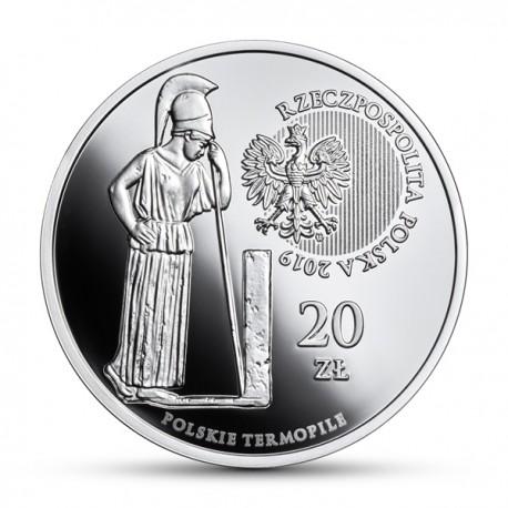 20 zł Polskie Termopile – Wizna