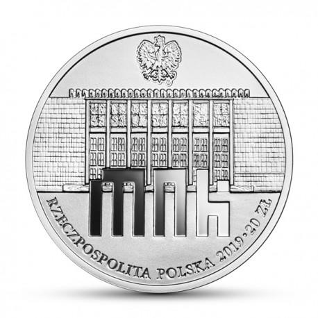 20 zł 140-lecie istnienia Muzeum Narodowego w Krakowie