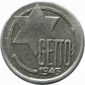 Getto Łódź, 20 marek 1943, oryginał, stan 2