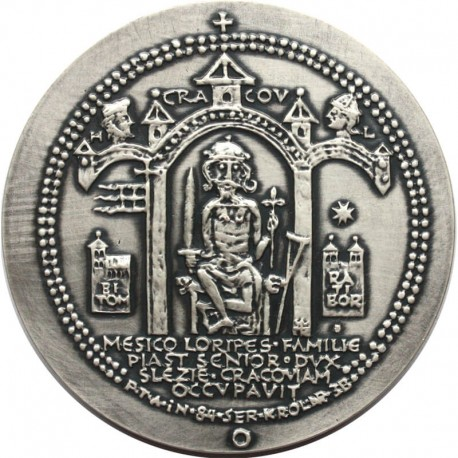 Medal Mieszko Plątonogi