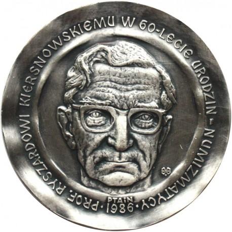 Medal Profesor Kiersnowski, 60-lecie urodzin