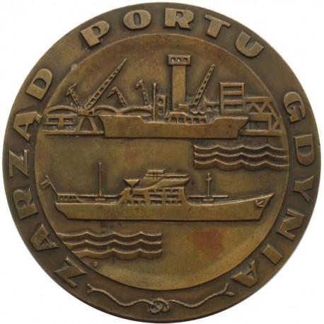 Medal Zarząd Portu Gdynia