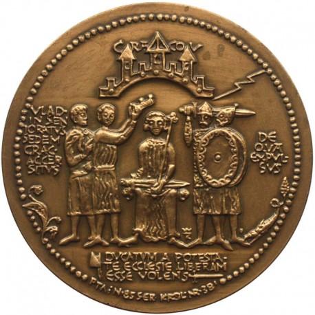 Medal Władysław Laskonogi PTAiN 1985