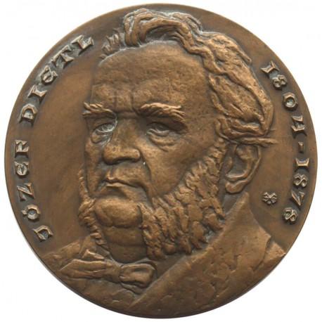 Medal Józef Dietl, 1978