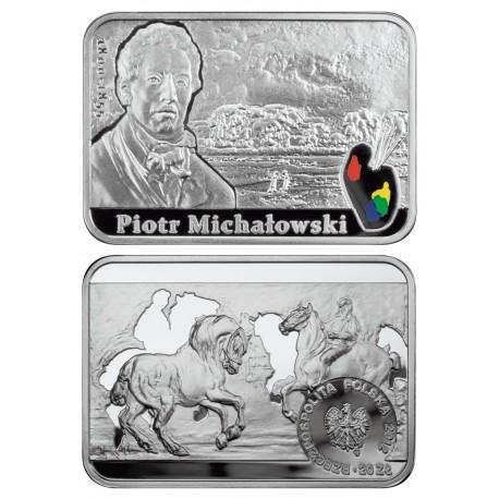 20 zł, Piotr Michałowski, malarze polscy