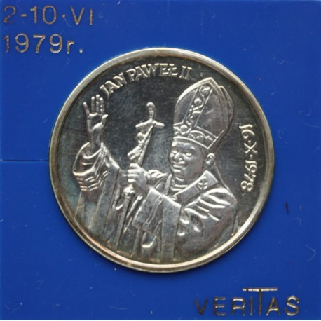 Medal Gaude Mater Polonia - Papież Jan Paweł II