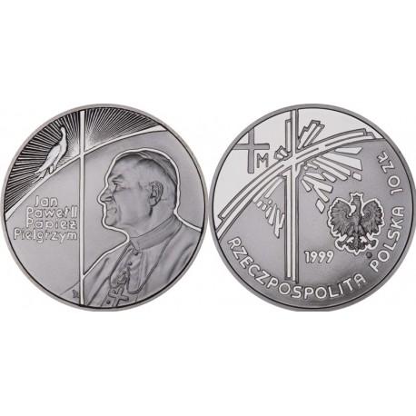 10 zł, Jan Paweł II - Papież Pielgrzym