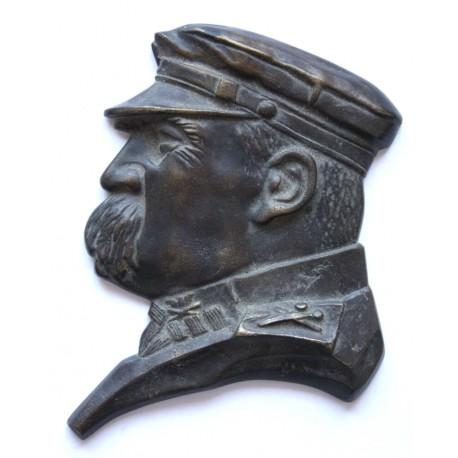 Józef Piłsudski - Popiersie