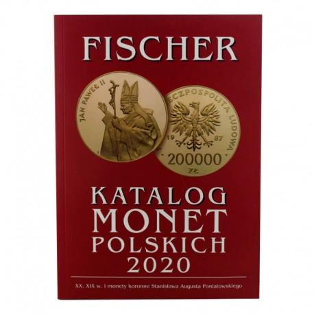 Katalog monet Fischer 2020