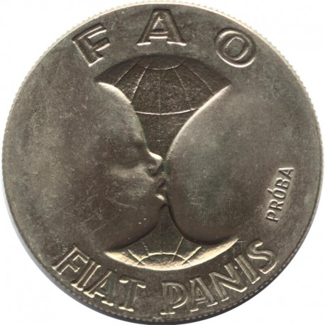 10 złotych Fiat Panis próba, 1971