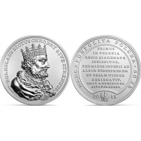 50 zł, Skarby Stanisława Augusta - Bolesław Chrobry