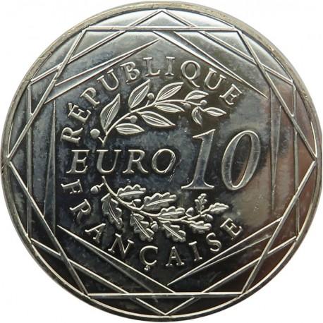 Francja 10 euro, UEFA Euro 2016