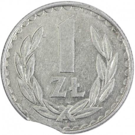DESTRUKT 1 złoty 1987 stan 2