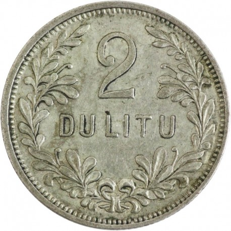 Łotwa, 2 Dulitu 1925, stan 3+