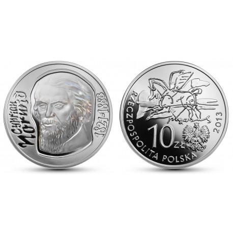 10 zł, Cyprian Norwid, 2013