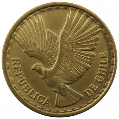 Chile 5 centésimos 1970, stan 2