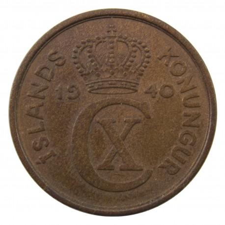 Islandia 5 aurar, 1940, stan 2