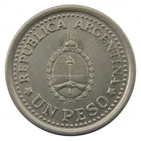 Argentyna 1 peso, 1960 150 rocznica - Rewolucja Majowa