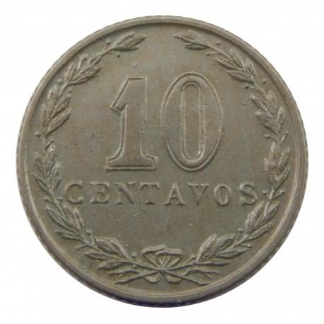 Argentyna 10 centavos, 1898