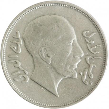 Irak 1 riyal, 1351 (1932)