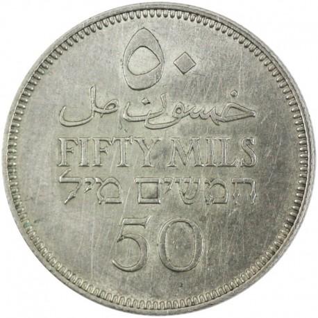Palestyna 50 milów, 1939