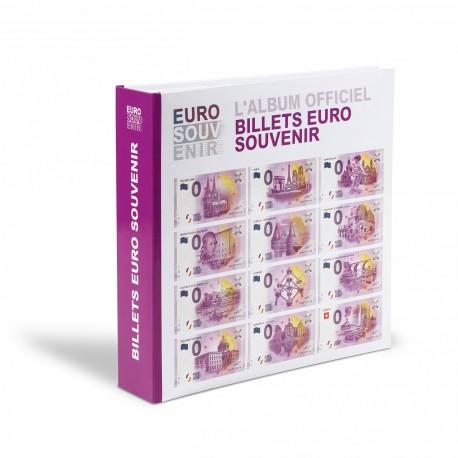 "Album Leuchtturm na 200 banknotów ""EURO SOUVENIR"""