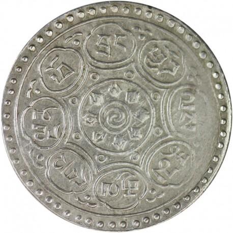 Tybet 1 tangka , 1953