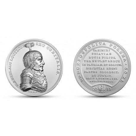 50 zł, Skarby Stanisława Augusta - Władysław II Łokietek