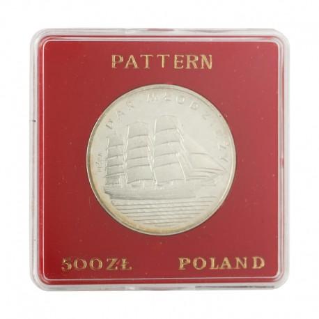 500 zł, Dar Młodzieży - próba, 1982