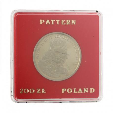 200 zł, Władysław I Łokietek - próba
