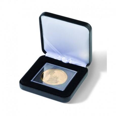 Etui NOBILE na pojedynczą monetę w kapslu quadrum XL - powystawowe