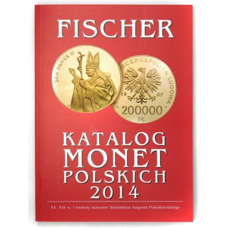 Katalog monet Fischer 2014