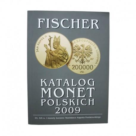Katalog monet polskich Fischer 2009 - powystawowy