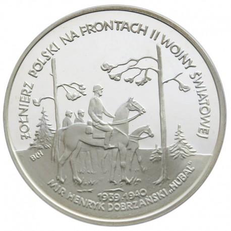 100 000 zł, Major Henryk 'Hubal' Dobrzański