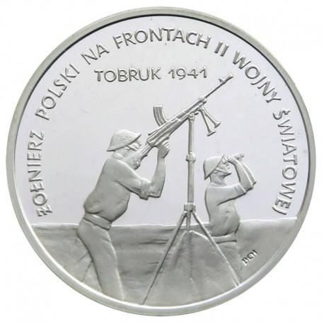100 000 zł, Ż.P.N.F. II W.Ś. - Tobruk