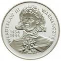 200 000 zł, Władysław III Warneńczyk - popiersie