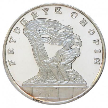 100 000 zł, Mały Tryptyk - Fryderyk Chopin 1990
