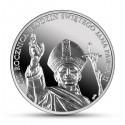 10 zł 100. rocznica urodzin Świętego Jana Pawła II (1 uncja)