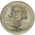 10 000 zł, Władysław III Warneńczyk, 1992