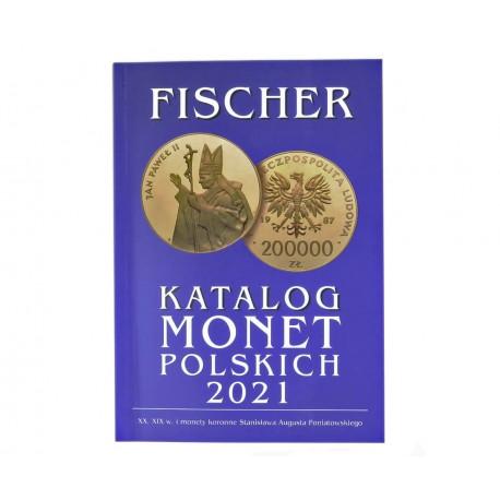 Katalog monet polskich Fischer 2021