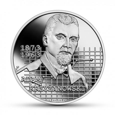 10 zł Wielcy polscy ekonomiści - Adam Krzyżanowski