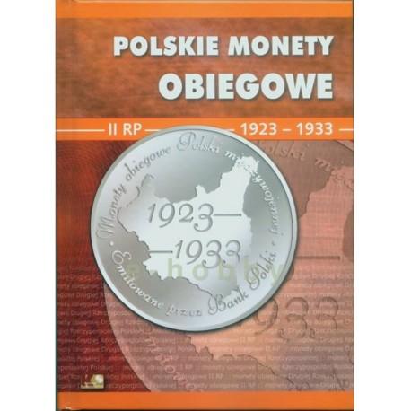 Album polskie monety obiegowe II RP, 1923-1933, tom 1