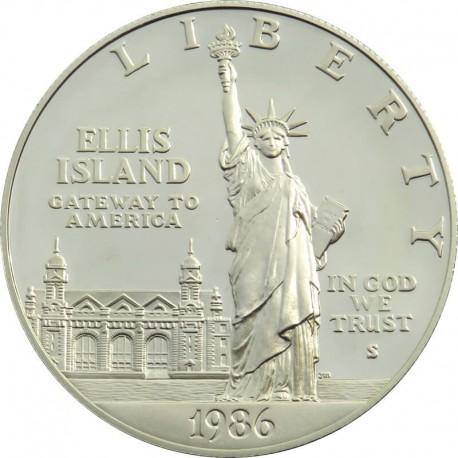 USA 1 dolar, 1986, 100-lecie Statui Wolności