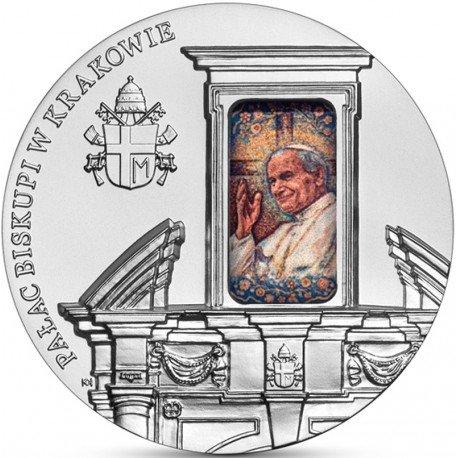 50 zł Pałac Biskupi w Krakowie