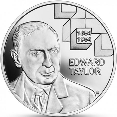 10 zł Wielcy polscy ekonomiści - Edward Taylor
