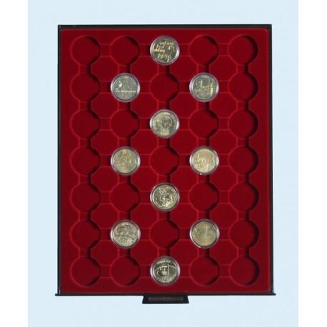 Kaseta do 35 monet 2 zł (w kapslach) firmy Leuchtturm